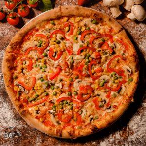 Pizza Al Verdure