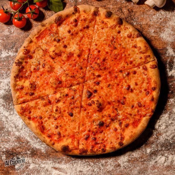 Pizza Focaccia Tomi