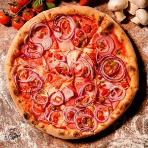 Pizza Ungareze